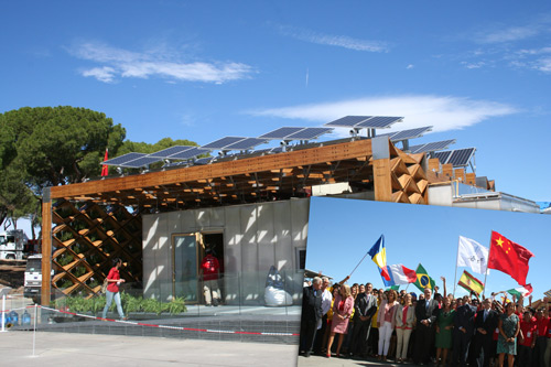 Solar Decathlon Europe arranca en Madrid con 12 proyectos sostenibles