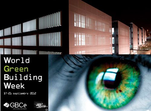 España se suma a la Green Building Week