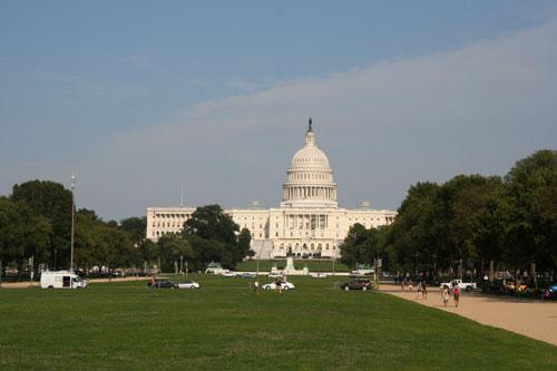 La eólica proporcionará el 100% de la energía a los edificios del gobierno en Washington