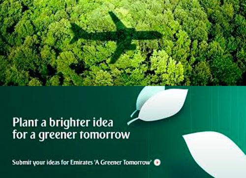 Emirates busca premiar proyectos de protección medioambiental