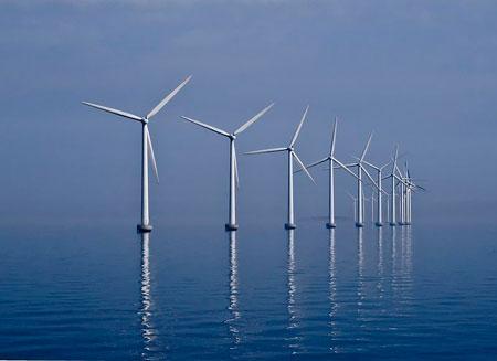 La eólica, con 300.000 megavatios en 2012, a punto de convertirse en la base de la energía mundial