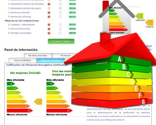 ¿Quieres etiquetar energéticamente y de una forma gratuita tu casa?