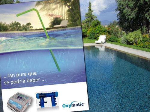 Hydrover acuerda comercializar Oxymatic Swim a través de Hydro Sud
