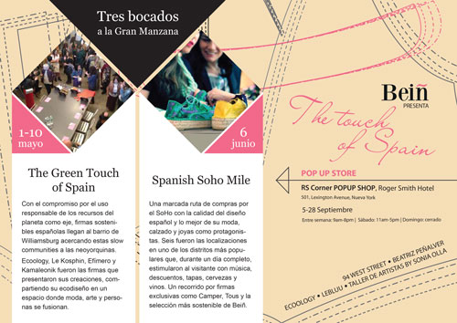 """The Touch of Spain"" sigue su andadura en Nueva York"