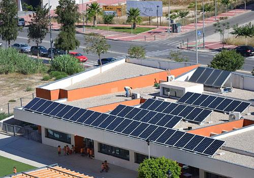 123 millones de euros para energías renovables urbanas
