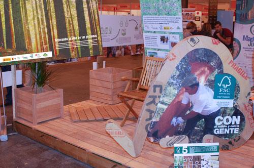 Leroy Merlin abraza la gestión sostenible de los bosques a través del comercio justo