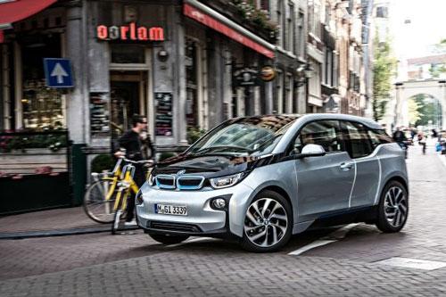 El eléctrico de BMW a punto de salir al mercado
