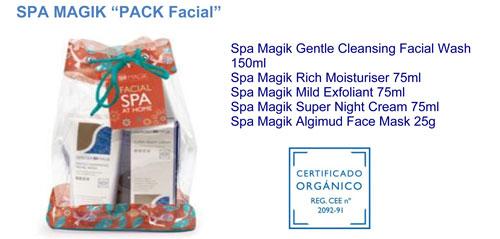 Shop for Spa sortea productos Dead Sea Spa Magik