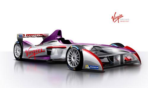 Virgin participará con un equipo en el campeonato de la Fórmula E