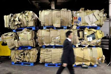 El gobierno español se propone reducir los residuos un 10%