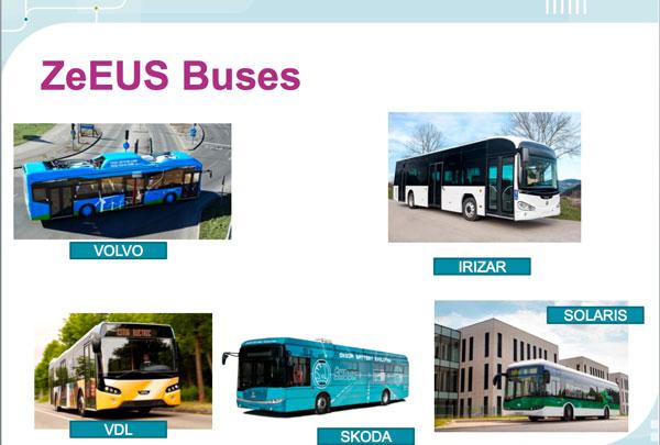 Europa quiere autobuses eléctricos en sus ciudades