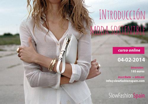 Curso online de Iniciación a la moda sostenible