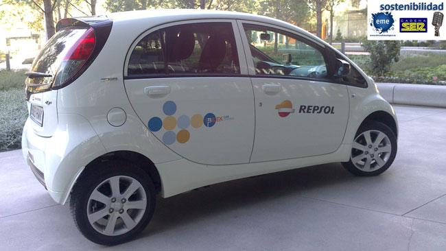 """Ibilek gestiona el """"carsharing"""" eléctrico corporativo de Repsol"""