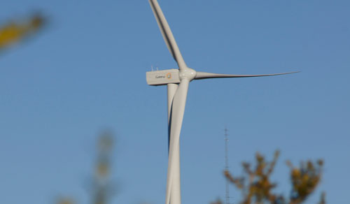 Energía eólica con poco viento