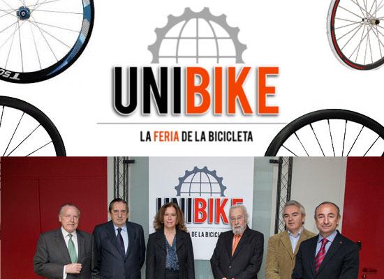 UNIBIKE, el sector de la bicicleta rueda agrupado