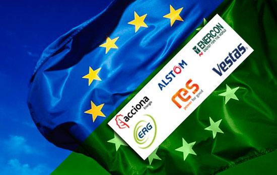 Las grandes empresas de renovables europeas piden un mayor compromiso político a Bruselas