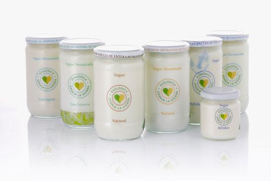"""Yogur """"eco"""" por dentro… y por fuera"""