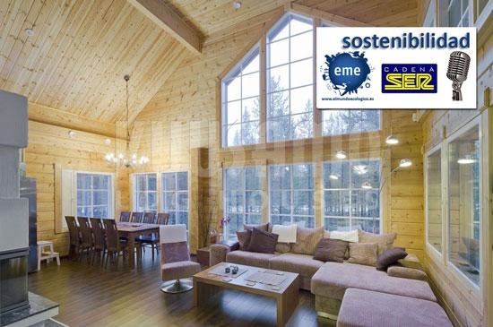 Casas seguras, ecológicas y eficientes