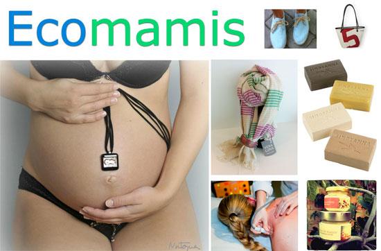 Ecomamis, regalos con conciencia para el día de la madre