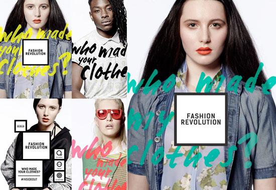 24.04.14 Fashion Revolution Day ¿Quién hace tu ropa?