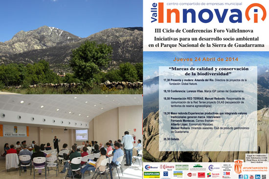 Marcas de calidad y conservación de la biodiversidad en el Parque Nacional de Guadarrama