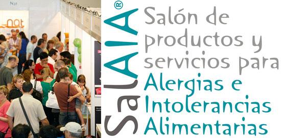"""SalAIA aumenta su oferta """"eco"""" para los alérgicos e intolerantes alimentarios"""