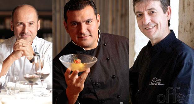 Salaia ecología chefs gastronomía el mundo ecológico