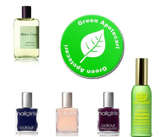 Green Apotecari, cuidados naturales