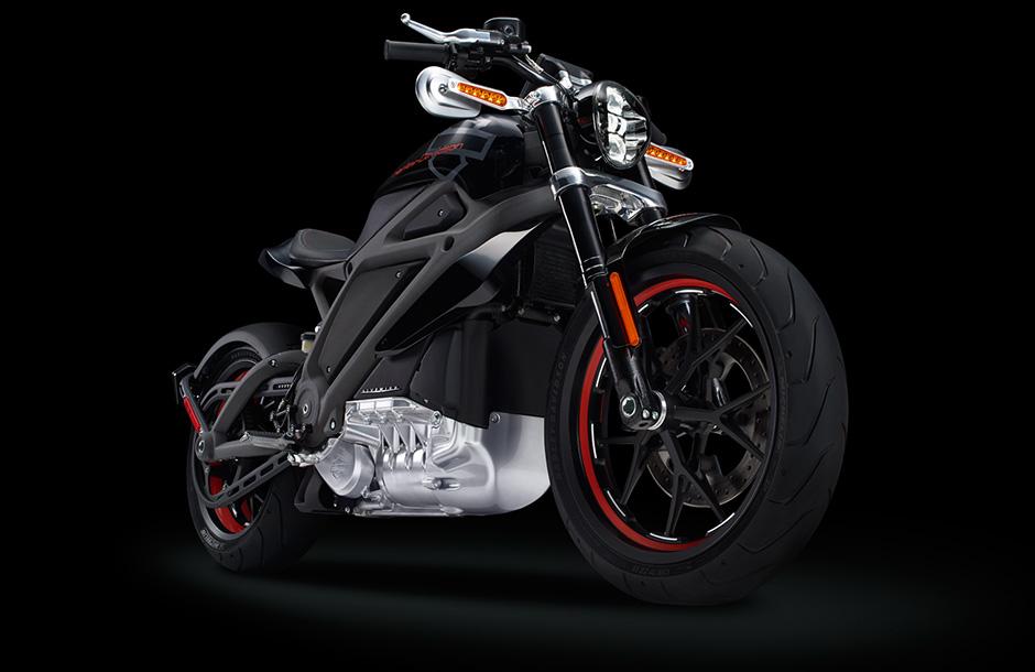 Harley Davidson experimenta con la electricidad