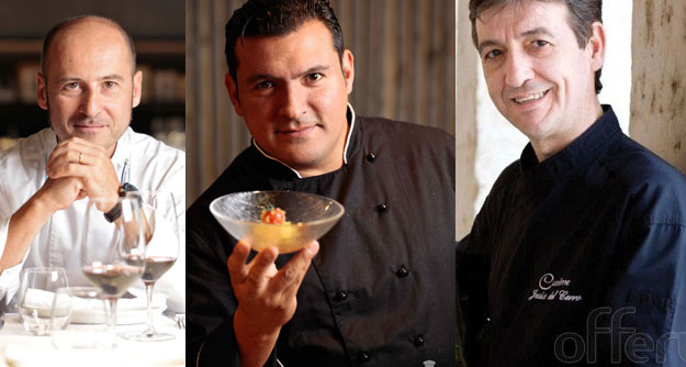 Cocina eco de la mano de tres grandes chefs en SALAIA 2014