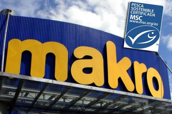MAKRO certifica su cadena de custodia con MSC
