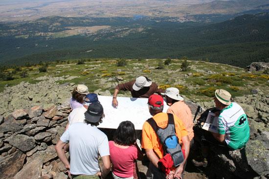 12 rutas estivales por la Sierra de Guadarrama