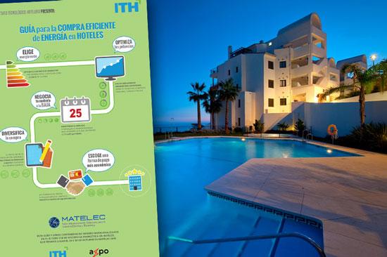 Cinco recomendaciones para la compra eficiente de energía en hoteles