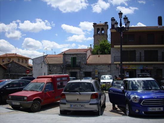 Movilidad (in)sostenible en el medio rural