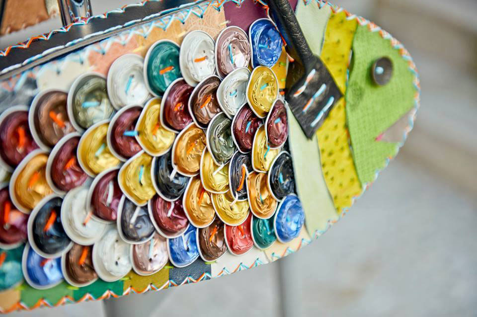 Reciclamadrid 2014, arte y reciclaje centrados en la moda y la arquitectura