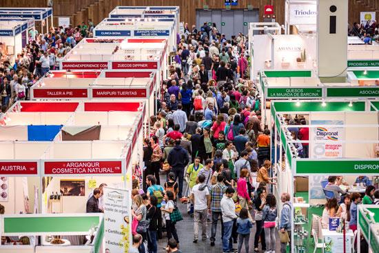 Biocultura Bilbao 2014 crece y se consolida en Euskadi