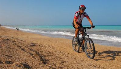 Hotel + bici = ecocicloturismo