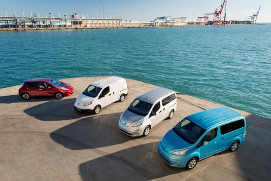 Nissan, líder de ventas de vehículos eléctricos