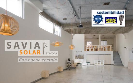 Savia Solar, el espacio para la auténtica energía social