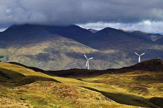 Escocia será independiente… con las renovables en 2025