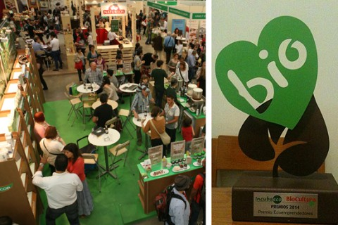 Biocultura e Incubaeco premian a los Ecoemprendedores