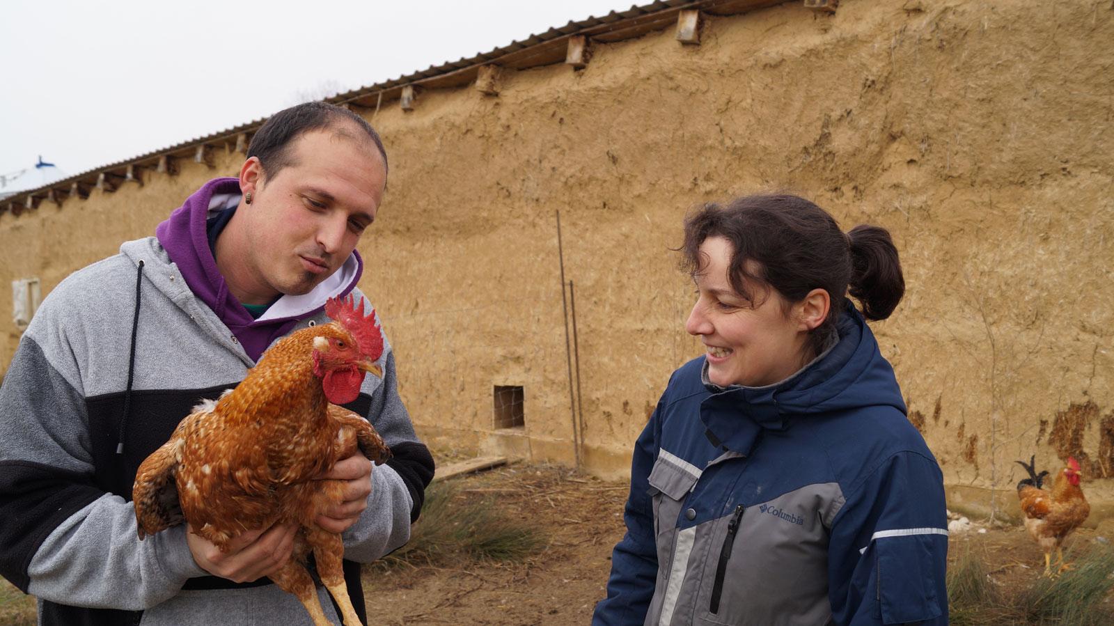 Revuelta al campo Vuelta a lo rural España
