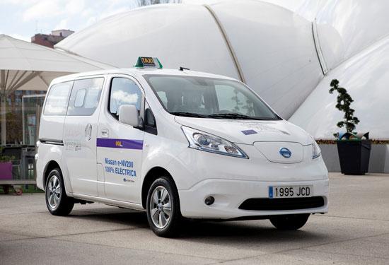Valladolid subvenciona con 12.000 € la compra de taxis y furgones eléctricos