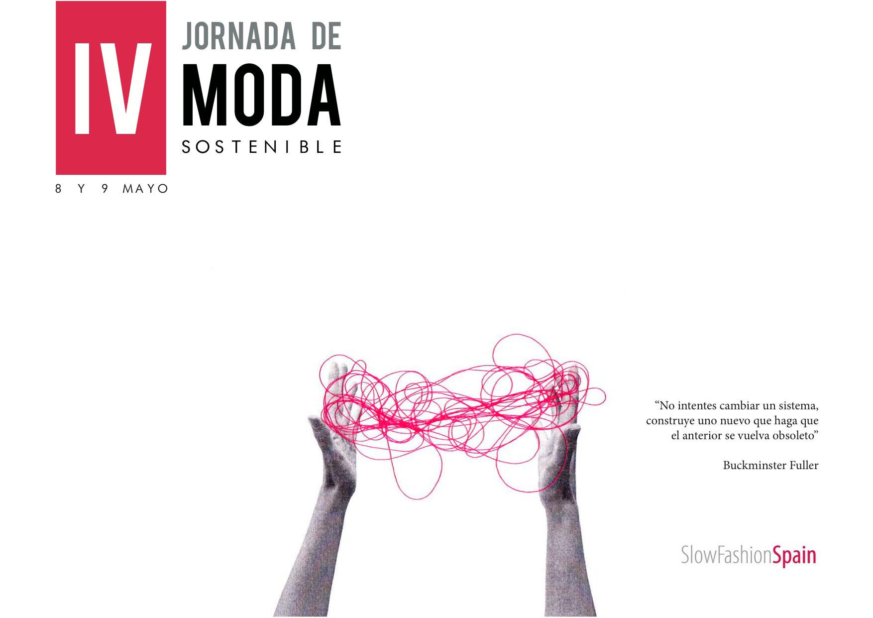Slow Fashion Spain anuncia la IV Jornada de la Moda Sostenible