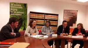 Aragón incorpora más de 5.500 nuevas hectáreas de monte certificado PEFC