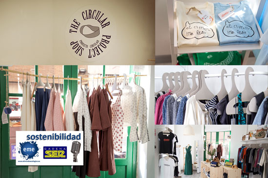 Moda sostenible y consciente en The Circular Project Shop