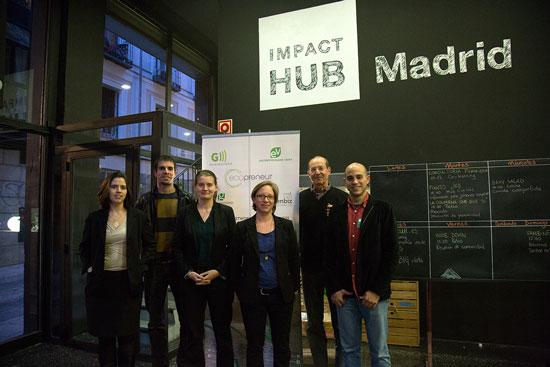 Los 5 años de huella social, económica y ambiental de Impact Hub Madrid