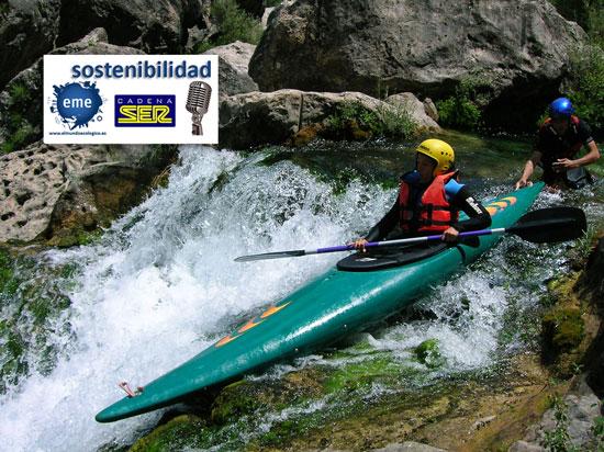 Piragüismo cultural para poner en valor el papel de los ríos
