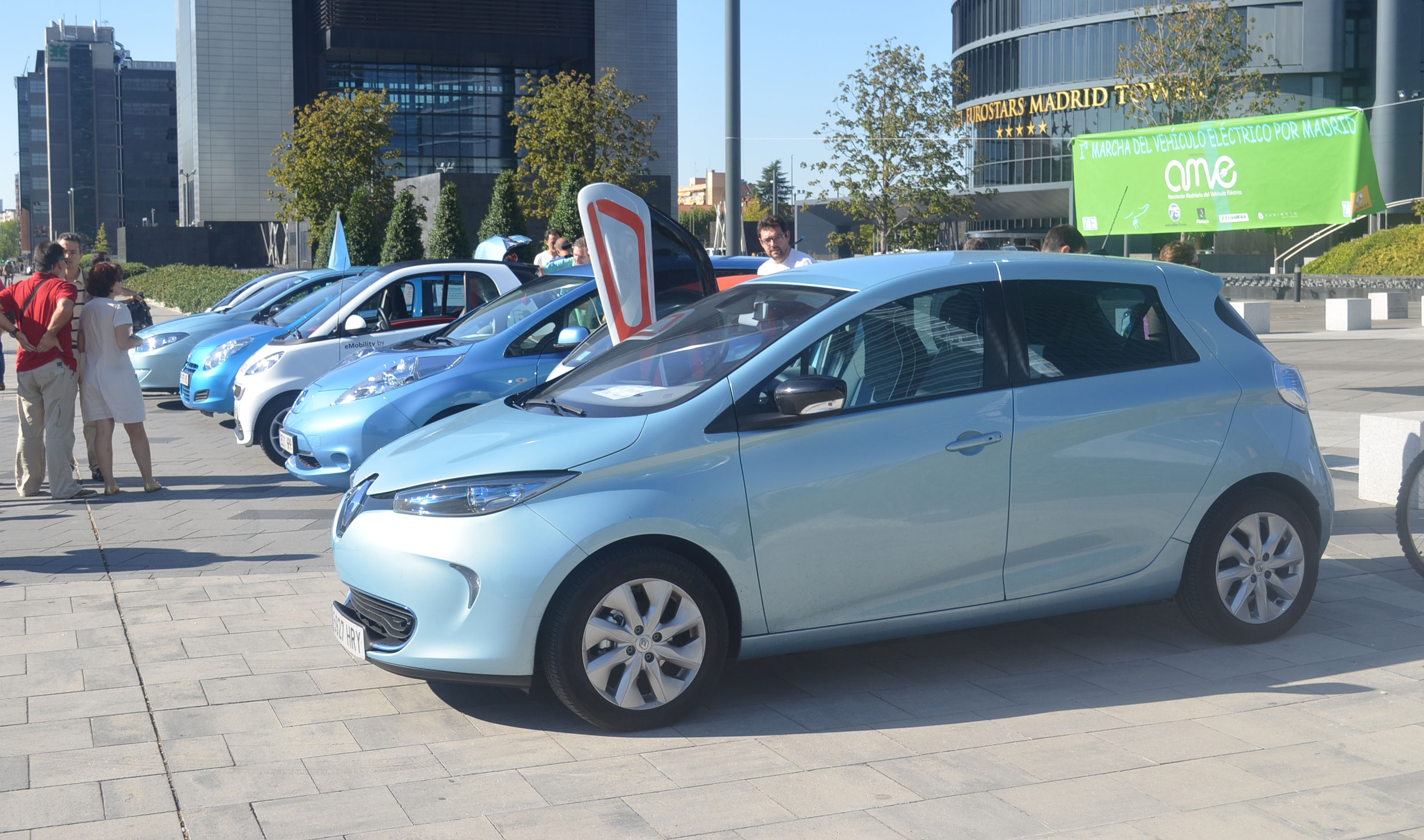 VEM2015 se moverá con energía 100% renovable