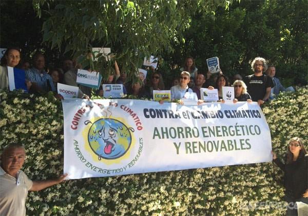 400 organizaciones se alían para luchar contra el cambio climático